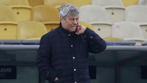 Луческу стал самым возрастным тренером вЛиге чемпионов