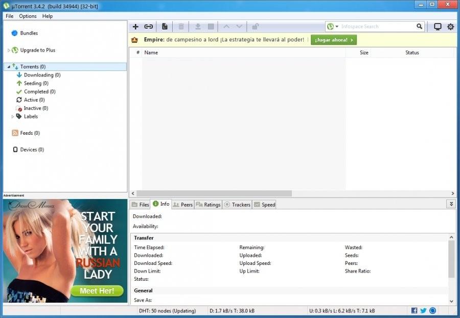 Download uTorrent - Windows 10 version Free Latest
