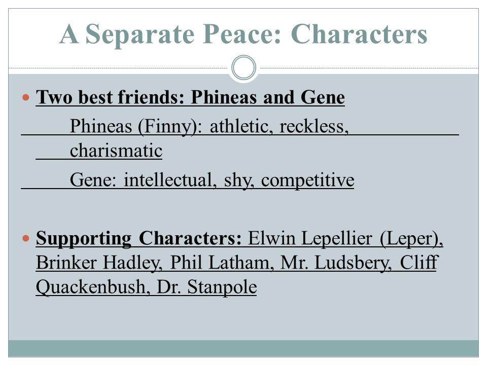 Write my separate peace essay