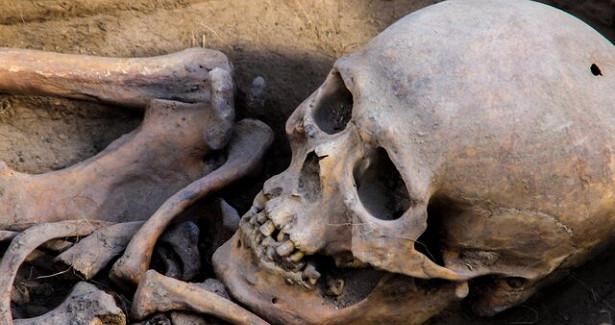 Найдено древнейшее человеческое захоронение вАфрике