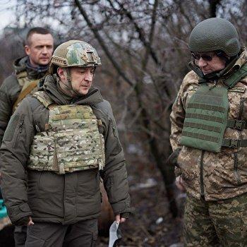 Кеворкян: Зеленского гонят потоннелю, вконце которого смерть