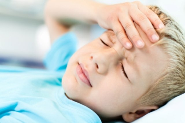 Болит голова от кашля у ребенка