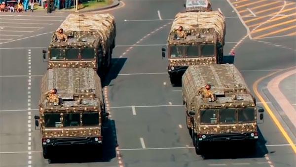 «Искандеры» перевернут ситуацию вКарабахе