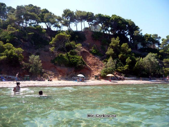 Участок в остров Рафина на берегу моря недорого