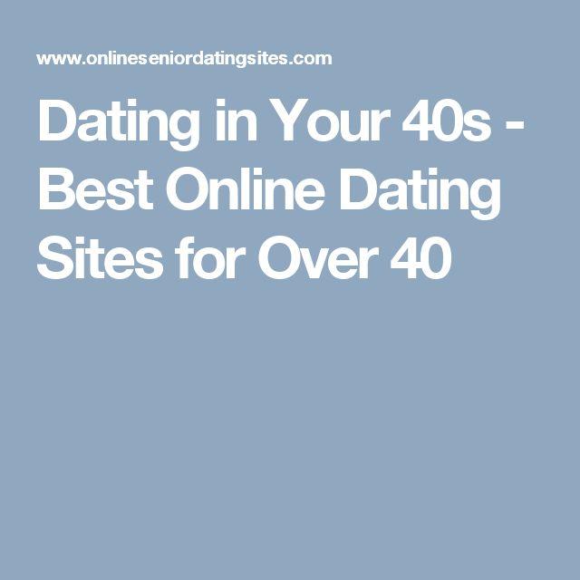Dating in your 40s reddit