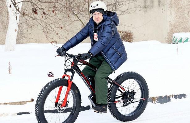 Покорить морозы исугробы: каквыбрать велосипед дляпоездок зимой