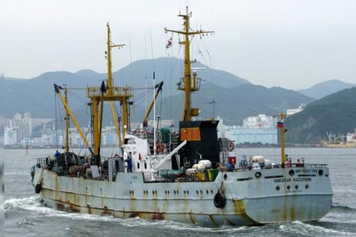 Вюжнокорейском порту арестовали российское судно