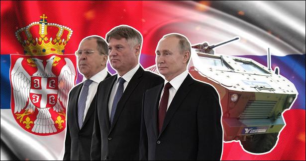 Новый бронеавтомобиль Сербии назовут вчесть посла республики вРоссии