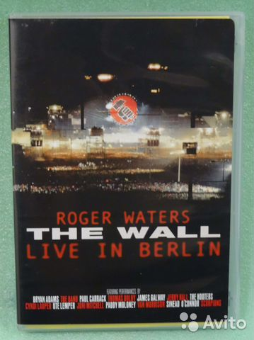 ger waters the wall live 1080 - Cliff Colley