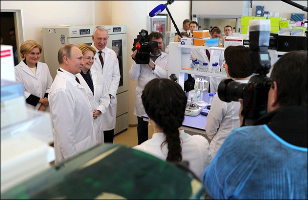 Набазе медцентра Алмазова создадут научный комплекс