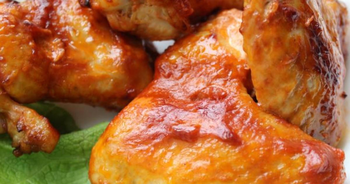 Рецепты куриной голени и крыльев с фото
