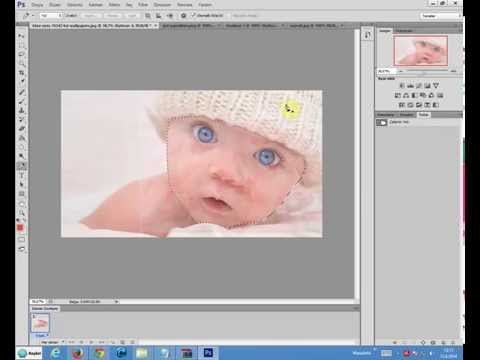 How to Use A Texture as a Layer Mask in Photoshop