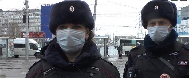ВСаратове сотрудница полиции задержала особо опасного рыжего рецидивиста