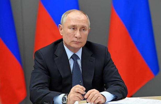 Путин: борьба сCOVID-19объединила россиян
