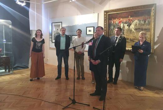 Врамках подготовки кЦарским дням вСвердловской области реализуются масштабные иуникальные музейные проекты