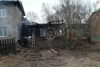 Двое детей ишестеро взрослых погибли припожаре вдоме подПермью