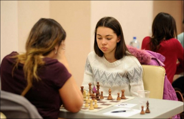 Девушка изСаратова стала одной излучших шахматисток вРоссии