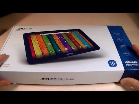 Handbuch archos 97 neon