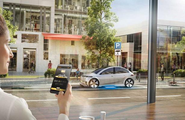 Continental представит наCES2018 новые системы зарядки дляэлектромобилей