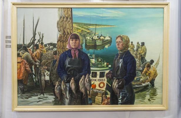 ВВолгоградском музее ИЗОоткрылась выставка «Слава труду»