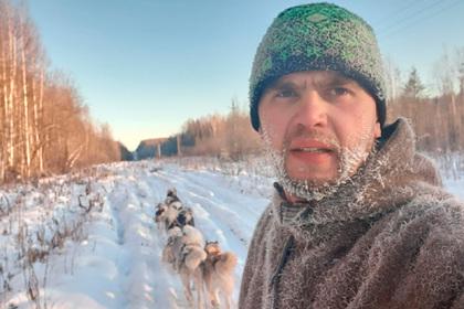 Житель Перми покорил перевал Дятлова в40-градусный мороз
