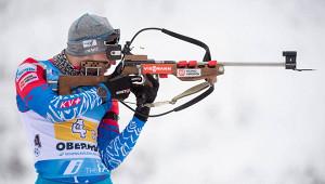 Логинов выиграл индивидуальную гонку наКубке мира