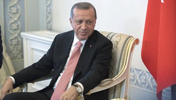 Эрдоган выразил заинтересованность в продолжении партнерства с «Лукойлом»