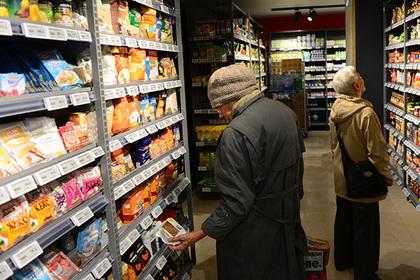 Доля импортных товаров вроссийских магазинах упала доисторического минимума
