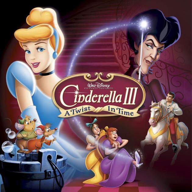Watch Cinderella 3: A Twist in Time Online Free - Full Movie