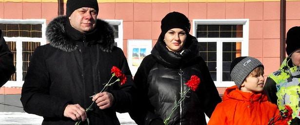 ВЭлектрогорске возложили цветы кмемориалу павшим землякам