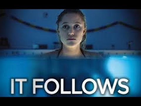 Movie Review: IT FOLLOWS - Destroy the Brain!