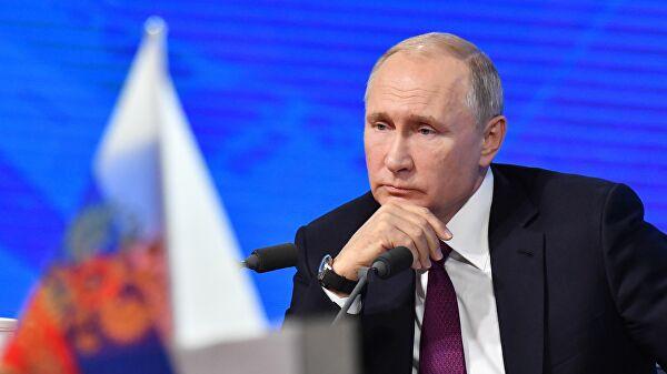 Путин оценил ситуацию сбедностью вРоссии