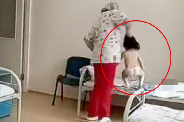 Таскавшую заволосы ребенка медсестру уволили вНовосибирске