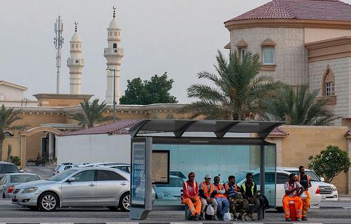 Guardian: подготовка кЧМпофутболу вКатаре унесла жизни тысяч мигрантов