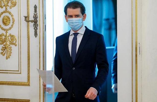 ВАвстрии продлили третий жесткий локдаун