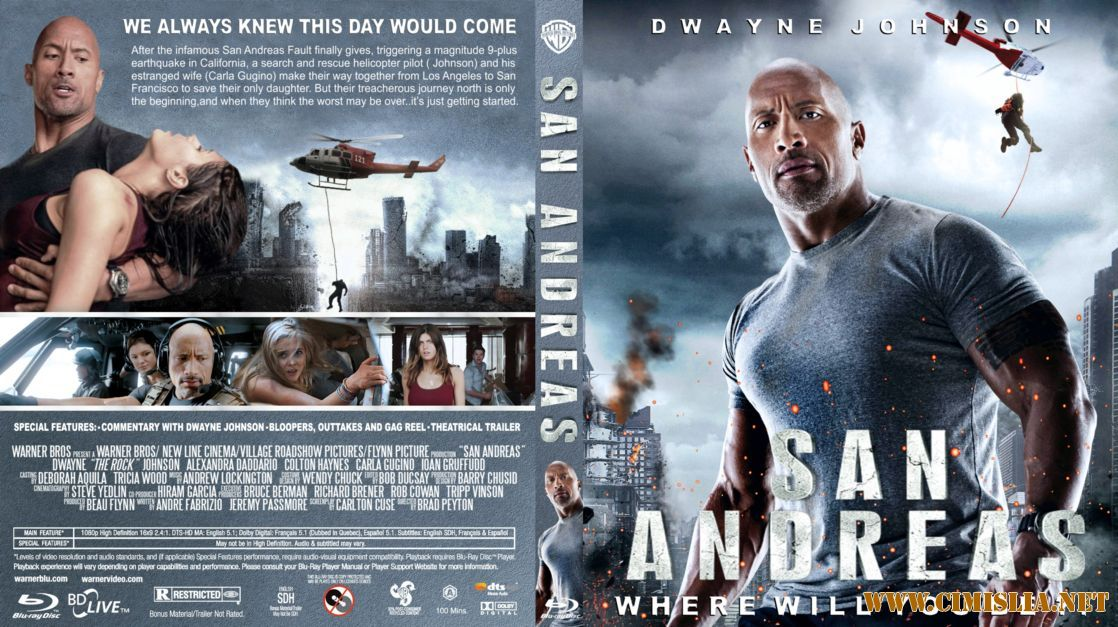 San Andreas (2015) – Tamil Dubbed Movie Watch Online