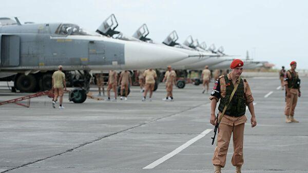 Террористы атаковали российскую авиабазу вСирии
