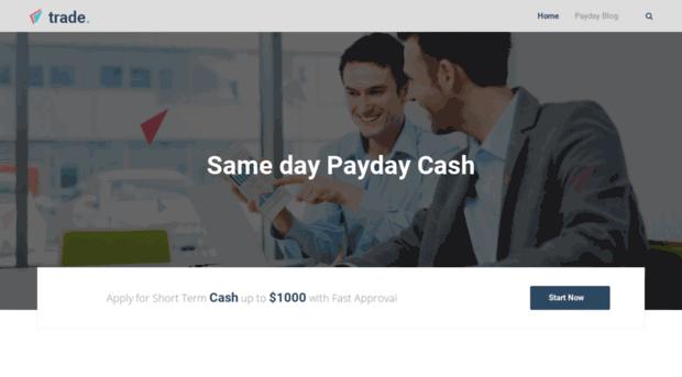 Tacoma payday loans