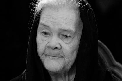 Умерла режиссер фильмов «Праздники детства» и«Говорит Москва»
