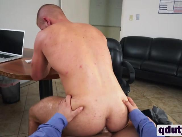 Forced anal pain first