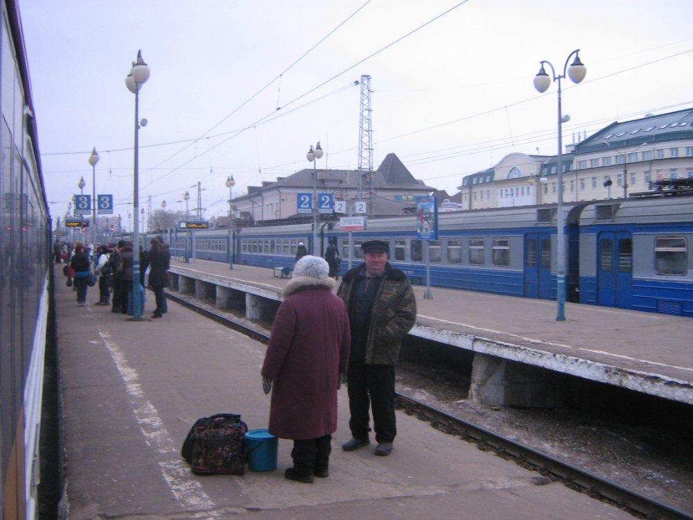 билет на поезд до калуги
