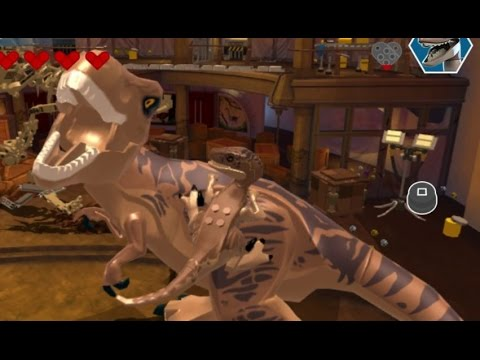 LEGO Jurassic World Game Guide Walkthrough