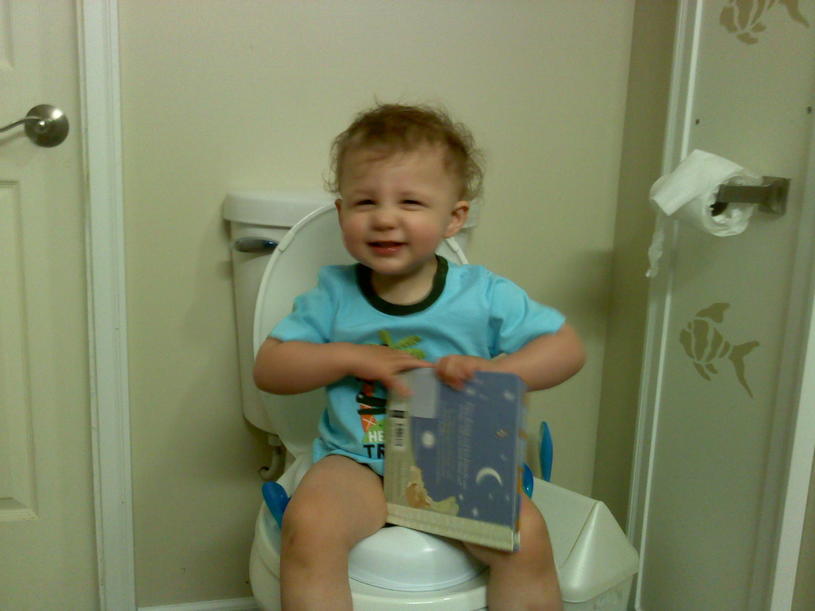 potty training research papers Evidence report/technology assessment number 147 the effectiveness of different methods of toilet training for bowel and bladder control prepared for.