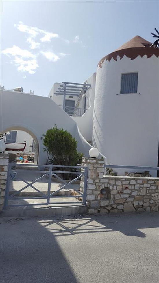 Коммерческую недвижимость в Парос