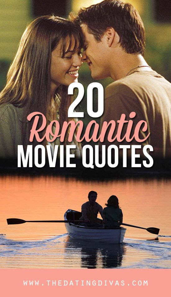 of the Most Famous, Romantic Movie Quotes