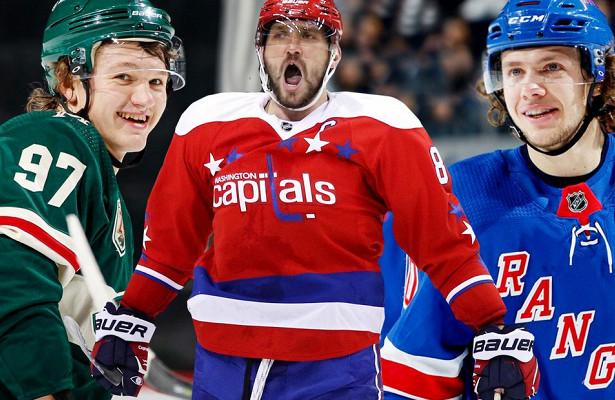 Русские захватывают хоккейную Америку