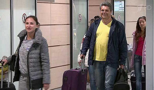 Пассажиры аварийного Boeing 777вернулись вМоскву