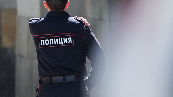 Иностранец напал наполицейского вПодмосковье присоставлении протокола