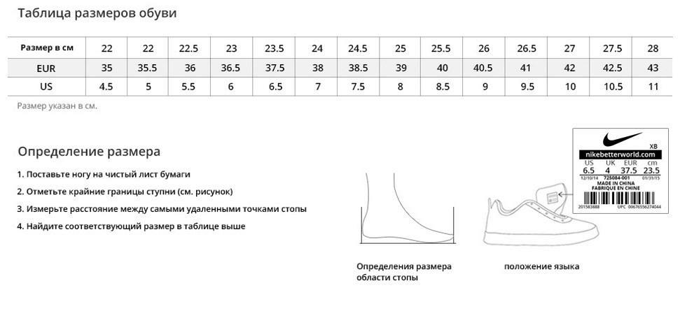 Алиэкспресс таблица размеров мужской обуви