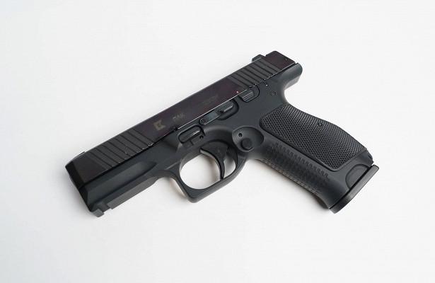Россия выпустит зарубежом новый пистолет